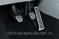 Накладки на педали Octavia A5, Superb New
