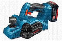 Аккумуляторный рубанок Bosch GHO 18 V-LI Professional