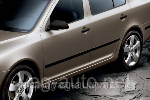 Молдинги дверей Octavia A5