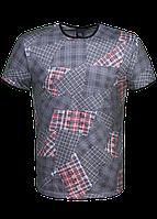 Мужская дизайнерская футболка BIKK