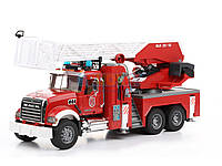 BRUDER 02821 MACK пожарная лестница