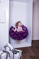 Супер пышная юбка с лентами. Юбка-кукла., фото 2