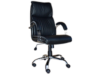 Кресло руководителя Nadir steel chrome (D-5)