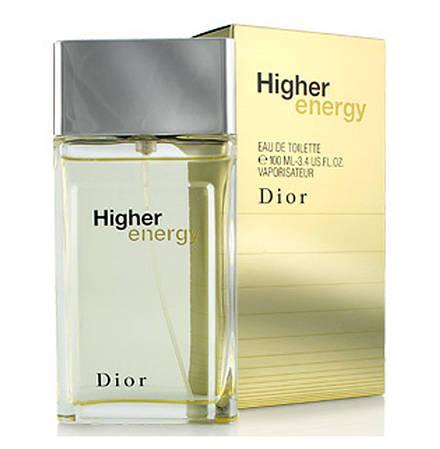 Туалетная вода Christian Dior Higher Energy 100 ml