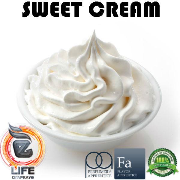 Ароматизатор TPA Sweet Cream Flavor (Сладкие сливки)