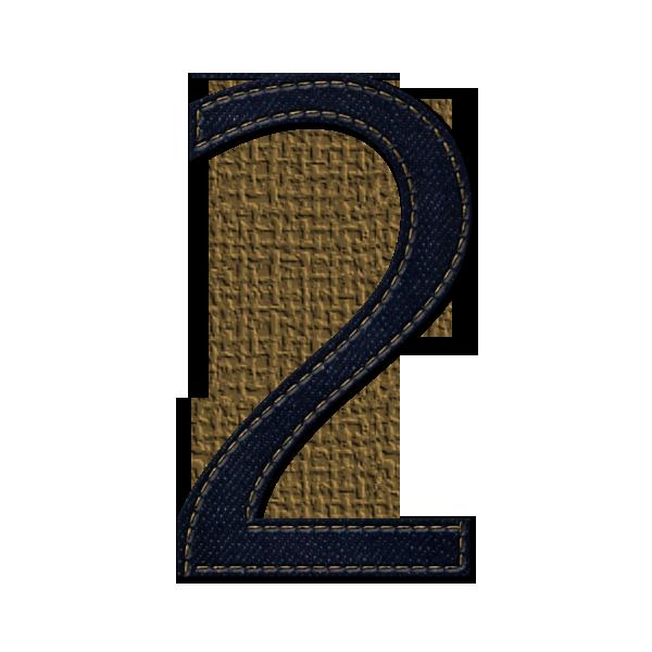 Картинка для цифры 2