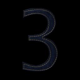 Картинка для цифры 3
