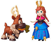 Анна и Свен, Холодное сердце, Маленькое королевство, Disney Frozen Hasbro
