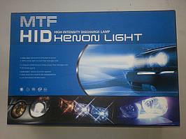 Комплект ксенона MTF H4 (5000 K) SLIM