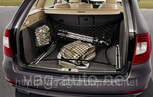 Сітка в багажник вертикальна Superb New COMBI
