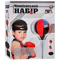 Боксерский набор Bambi Чемпионский набор M 1072