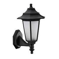Светильник уличный фасадный IP44  E27 40w пластик черный, фото 1