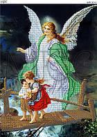 """Схема для вышивки бисером """"Ангел"""""""
