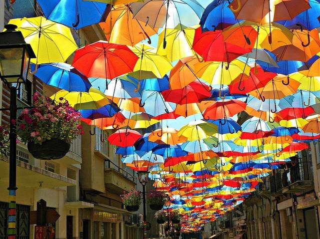 Как появился первый зонтик