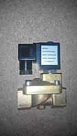 """Электромагнитный клапан нормально закрытый 1/2"""" (ЭМК  NBR NC 1/2"""" 13mm 0.5-16bar (SLP1) пост.закрыт.)"""
