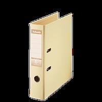 Папка-регистратор A4 Esselte No.1 Power, 75 мм, Naturelle, бежевый