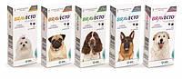 Bravecto (Бравекто) жевательные таблетки от блох и клещей для собак весом 4,5-10кг
