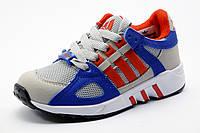 Кроссовки детские унисекс Adidas, серые, р. 31 33 34 35