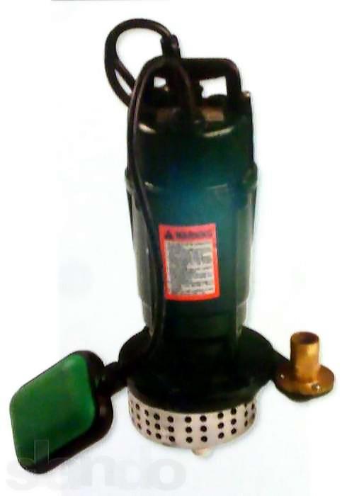 Дренажный насос Kenle QDX 16M с сеткой (P—210)