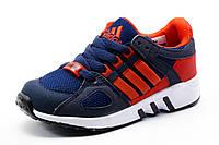 Кроссовки детские унисекс Adidas, темно-синие, р. 31 32 34 36