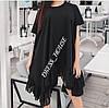 Женское стильное платье свободного кроя ,в расцветках, фото 3