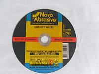 Круг отрезной по металлу NOVO 180*1,6*22,23 , фото 1