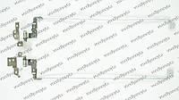 Петли для ноутбука HP COMPAQ 630, 631, 635, CQ57, CQ67 (1A01M8V00-GGS-G + 1A01M8U00-GGS-G) (левая+правая)