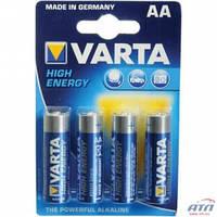 Элемент питания VARTA HE 4 AA SPO Blister 1х4 шт (559435 / 049061)
