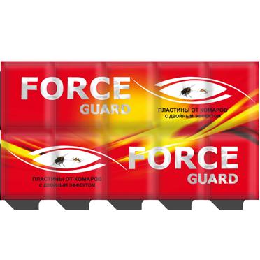 Форс пластины с двойным эффектом,Force Guard
