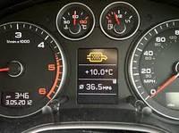 Отключить сажевый фильтр Volkswagen transporter t5