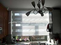 Рулонные шторы день-ночь Zebra Genis Plise