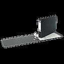 Папка-регистратор A3 с механизмом 75 мм Leitz POB, черный, ESSELTE, фото 3