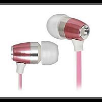 Наушники defender comfit-260 pink (63264)
