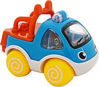 Машинка BeBeLino Полиция быстрый помощник инерционная (57036-1)