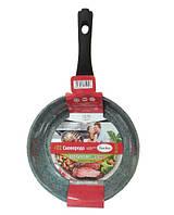 Сковорода Con Brio 'Eco Granite' 22 см (СВ-2212)