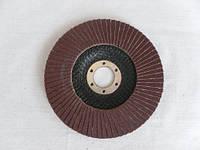 Круг лепестковый торцевой NOVO 125 Standard P80