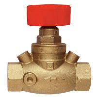 Балансировочный клапан Штремакс 4217-GR, Dn15