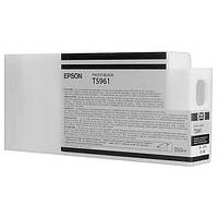 Epson T5961 Картридж Photo Black (Фото Черный) (C13T596100)