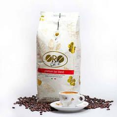 "Кофе ""ORO Caffe'"" PREMIUM BAR BLEND в зернах, 1 кг"