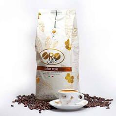 """Кофе """"ORO Caffe'"""" ITALIAN STYLE в зернах, 1 кг"""