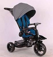 Складной трехколесный велосипед-коляска Crosser 6 в 1 T-600 EVA
