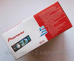 """Автомагнітола Pioneer MP5-3612 з екраном 3,6"""" MP5, фото 3"""