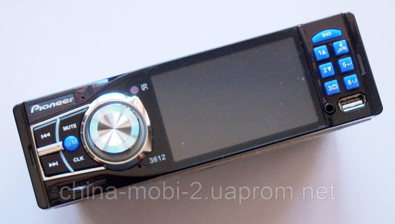 "Автомагнитола Pioneer MP5-3612 с экраном 3,6"" MP5"