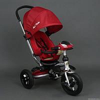 Трехколесный велосипед Best Trike аналог Crosser T-350, красный