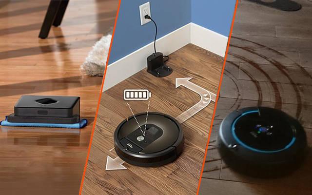 Компания iRobot. Три направления для качественной уборки