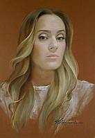 Нарисовать портрет по фотографии в Кременчуге