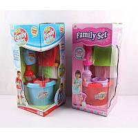 """Игрушечный набор Baby Tilly """"Уборка"""" (CF8868) Розовый"""
