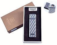 """Спиральная USB зажигалка """"Hasat"""" №4800-10, практичное приобретение для подарка, модный и стильный аксессуар"""