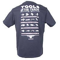 Мужская футболка Columbia TPFG TOOLS ELEMENTS™ SHORT SLEEVE SHIRT темно-синяя JO2652 464