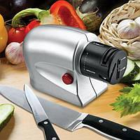 Электрическая точилка для ножей и ножниц, точило